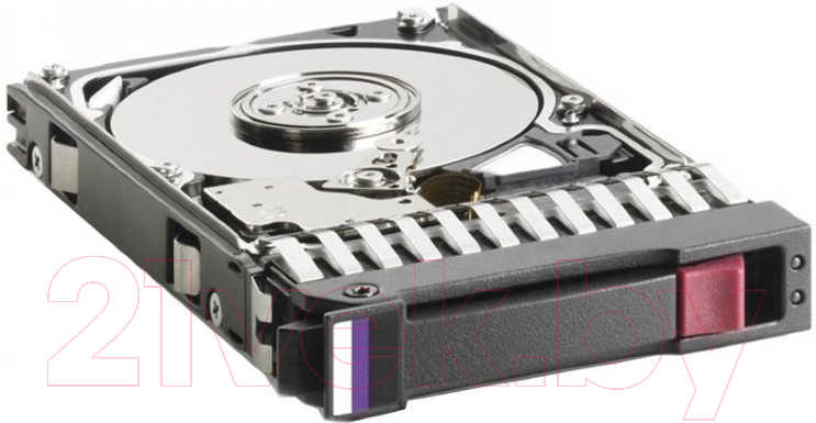 Купить Жесткий диск для сервера HP, 300GB (J9F44A), Китай