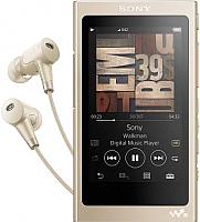 MP3-плеер Sony NW-A45HNN (золото) -