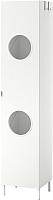 Шкаф-пенал для ванной Ikea Лиллонген 991.880.60 (белый) -