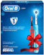 Электрическая зубная щетка Braun Oral-B Pro 500/D16.513.U + StarWars D12.513K -