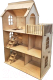 Сборная игрушка POLLY Eco дом ДК-1-004 -