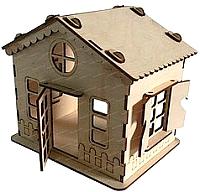 Кукольный домик POLLY Летний домик ДК-6 -