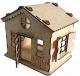Сборная игрушка POLLY Летний домик ДК-6 -