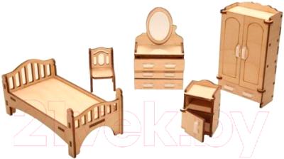Сборная игрушка POLLY Спальня ДК-1-001-02
