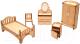 Сборная игрушка POLLY Спальня ДК-1-001-02 -