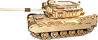 Сборная модель POLLY Танк ТР-06 -