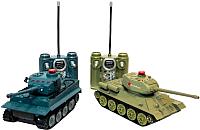 Радиоуправляемая игрушка Huan Qi Танковый бой (HQ 555) -