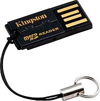 Картридер Kingston USB microSD/microSDHC Reader (FCR-MRG2) -