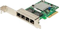 Сетевой адаптер Supermicro AOC-SGP-I4 -