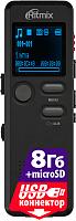 Цифровой диктофон Ritmix RR-610 8Gb -
