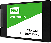 SSD диск Western Digital Green 120GB (WDS120G2G0A) -