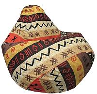 Бескаркасное кресло Flagman Груша Макси Г2.4-11 (Африкан) -