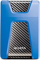 Внешний жесткий диск A-data DashDrive Durable HD650 2TB (AHD650-2TU31-CBL) -