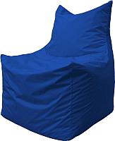 Бескаркасное кресло Flagman Фокс Ф2.1-03 (василек) -