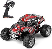 Радиоуправляемая игрушка WLtoys 18404 4WD 1/18 (коллекторная) -