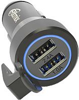 Адаптер питания автомобильный Ritmix RM-2429DC -