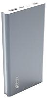 Портативное зарядное устройство Ritmix RPB-10977PQC (серый) -