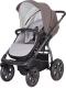 Детская прогулочная коляска X-Lander X-Move (evening grey) -