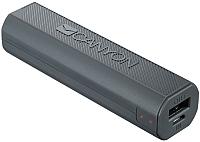 Портативное зарядное устройство Canyon CNE-CPBF26DG (темно-серый) -