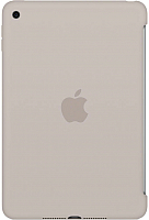 Бампер для планшета Apple Silicone Case for iPad mini 4 Stone / MKLP2ZM/A -