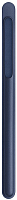 Чехол для стилуса Apple Pencil Case Midnight Blue / MQ0W2 -