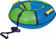 Тюбинг-ватрушка Ника ТБ1К-70 700мм (голубой/зеленый) -