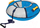 Тюбинг-ватрушка Ника ТБ1К-70 700мм (голубой/серый) -