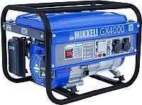 Бензиновый генератор Mikkeli GX4000 -
