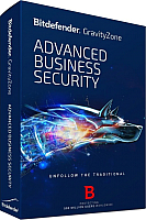 ПО антивирусное Bitdefender GravityZone Advanced BSB/1Y/1000-2999 Device продление (AL1287100I-EN-PR) -