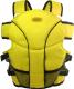 Сумка-кенгуру Selby Люкс / 0005491-3 (желтый) -
