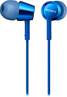 Наушники Sony MDR-EX155LI (синий) -