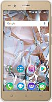 Смартфон BQ Crystal BQ-5054 (золото) -