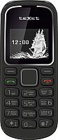 Мобильный телефон Texet TM-121 (черный) -