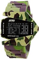 Часы наручные мужские Skmei 0817BM-1 (зеленый) -