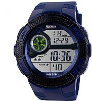 Часы наручные мужские Skmei 1027-1 (синий) -