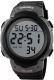 Часы наручные мужские Skmei 1068-5 (черный/серый) -