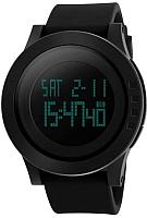 Часы наручные унисекс Skmei 1142-1 (черный) -