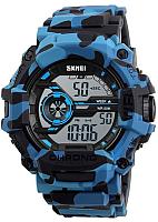 Часы наручные мужские Skmei 1233-2 (синий) -