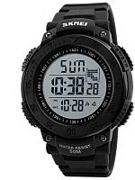 Часы наручные мужские Skmei 1237-1 (черный) -