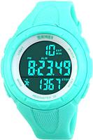Часы наручные женские Skmei 1108-3 (голубой) -
