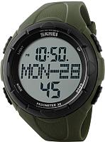 Часы наручные унисекс Skmei 1122-2 (зеленый) -