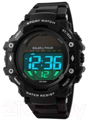 Skmei 1129-1 (черный) Часы наручные мужские купить в Минске 87f73927bbf71