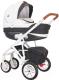 Детская универсальная коляска Coletto Verona Eco 3 в 1 (V-09) -