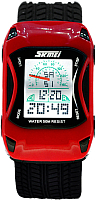 Часы наручные для мальчиков Skmei 0961-1 (красный) -