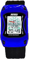 Часы наручные для мальчиков Skmei 0961-2 (синий) -