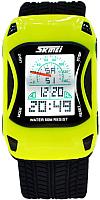 Часы наручные для мальчиков Skmei 0961-4 (светло-зеленый) -