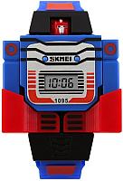 Часы наручные для мальчиков Skmei 1095-2 (синий) -