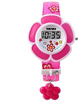 Часы наручные для девочек Skmei 1144-1 (розовый) -