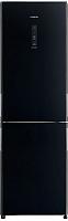 Холодильник с морозильником Hitachi R-BG410PU6XGBK -