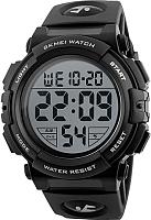 Часы наручные мужские Skmei 1258-1 (черный) -